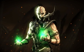 Picture sign, magic, dragon, smoke, tattoo, fighter, Warner Bros. Interactive Entertainment, NetherRealm Studios, Mortal Kombat X, …
