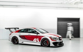 Picture Mercedes Benz, Sport, 2013, CLA250, racing series