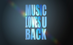 Picture music, love, passion