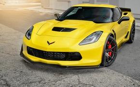 Picture Z06, Corvette, Chevrolet, Strasse Wheels
