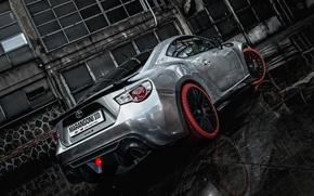 Picture auto, tuning, Toyota, back, Marangoni, GT86-R, Eco Explorer