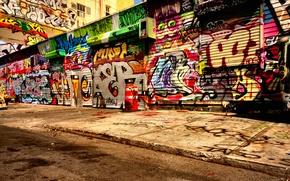 Picture Wallpaper, quarter, graffity