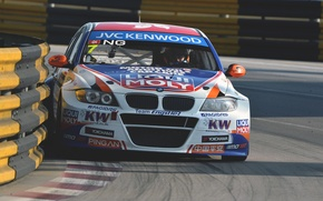 Picture bmw, BMW, touring, wtcc
