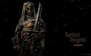 Picture RPG, Darkest Dungeon, Red Hook Studios, Leper