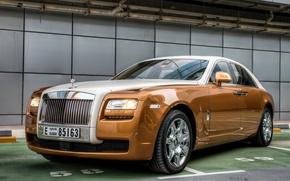Picture auto, Rolls-Royce, Ghost, luxury, rolls-Royce