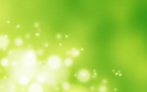 Wallpaper circles, abstraction, bubbles, green, texture, abstract, green, backgrounds, background texture