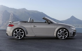 Picture Audi, Roadster, Audi, Grey, Profile, Roadster