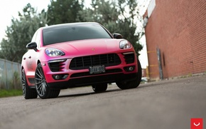 Picture Porsche, Vossen Wheels, drives, wheels, auto, machine, auto, Porsche, Macan
