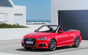 Picture Audi, convertible