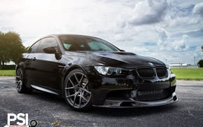Picture BMW, Black, Jet, E92, in nuanta