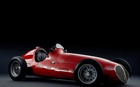 Picture Maserati, 1948, 4CLT