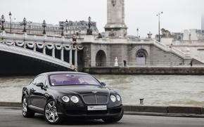 Picture Bentley, Continental, Black, Diamond