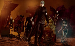 Picture devil may cry, dmc, capcom, Virgil