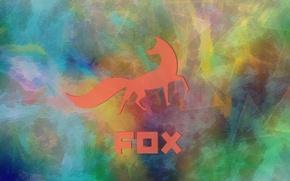 Picture Paint, Fox, Fox, Animals