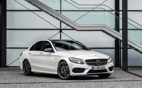 Picture Mercedes-Benz, AMG, 4MATIC, S-450