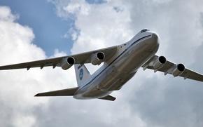 Wallpaper airplane, Antonov An-124, aviation