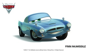 Picture pixar, cars, cars 2, cars 2, finn mcmissile