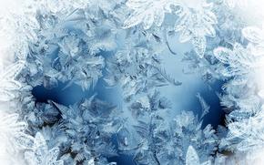Wallpaper ice, pattern, texture, texture