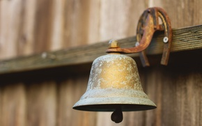 Picture macro, background, bell