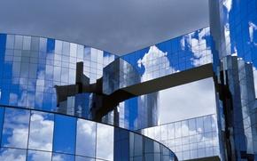 Picture design, architecture, Brazil, Oscar Niemeyer