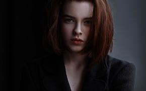 Picture portrait, Alina Bazanova, Tatiana Mercalova