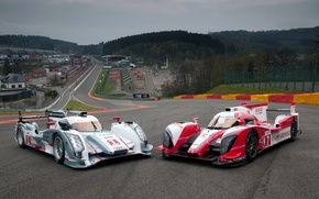 Picture Audi, audi, race, sport, toyota, Toyota, autosport, 24 hours of Le Mans, motorsport, marathon, the …