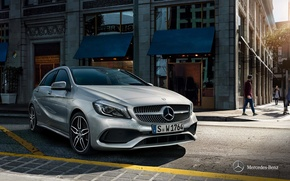 Picture Mercedes-Benz, Mercedes, AMG, AMG, A-class, W176