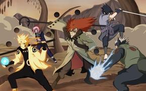 Picture sword, game, anime, sharingan, asian, manga, Uchiha Sasuke, japanese, Hatake Kakashi, Haruno Sakura, Naruto Shippuden, …