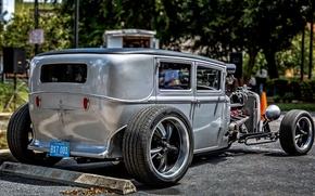 Picture retro, Hot Rod, Studebaker, Studebaker Hot Rod