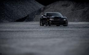 Picture Chevrolet, Camaro, black, ZL1, Andrew Thompson