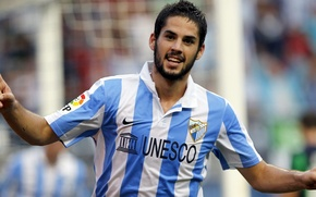 Picture Sport, Football, football, Spain, Talent, Malaga, isco, ISCO, Malaga, Francisco Román Alarcón Suárez