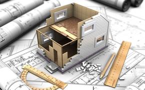 Picture design, home, plans