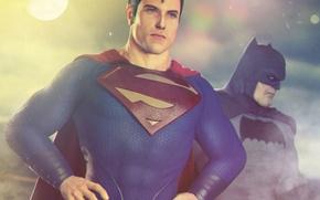 Picture superman, Batman, DC Comics, Clark Kent, Bruce Wayne, Kal-El, Batman v Superman: Dawn of Justice