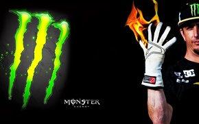 Picture Monster, Style, Boy, Energy, Drink