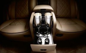 Picture macro, machine, maybach, auto, Maybach, macro, seat