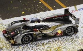 Picture The Mans, 2011, race, Champions, LMP1, Audi R18 TDI
