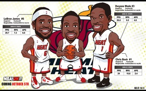 Picture James, NBA, MVP, Miami Heat, LBJ