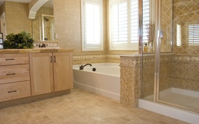 Picture design, house, style, room, interior, bathroom