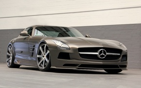 Picture Mercedes-Benz, AMG, SLS, 2014, (C197), by DD Customs