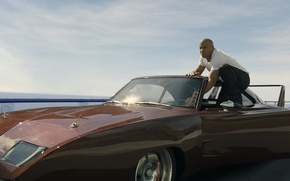 Picture machine, man, actor, VIN Diesel, Vin Diesel, Dominic Toretto, Fast and furious 6, Fast & …