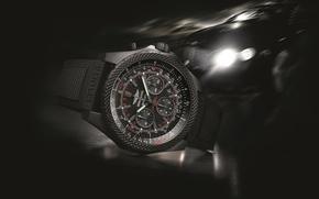 Picture watch, Bentley, Breitling, Breitling for Bentley