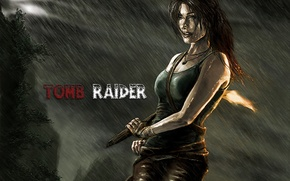 Picture Tomb Raider, Lara Croft, Art, Lara Croft, Tomb raider