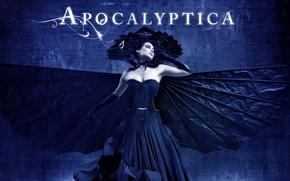 Picture Apocalyptica, alternative metal, Symphonic Metal, progressive metal, instrumental metal, Cello Metal, symphonic metal, cello metal, …