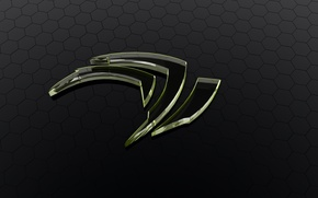 Picture logo, Logo, geforce, NVIDIA
