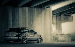 Picture Subaru, wrx, impreza, sti, chotko, hatschek, dark black