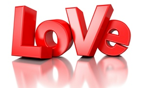 Picture love, letters, love