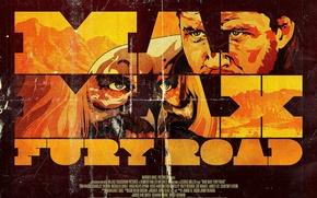 Picture Mad Max, Fury Road, Mad Max: fury Road, Man: The Immortan Joe, Max Rockatansky
