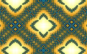 Picture pattern, color, symmetry