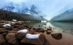 Picture Banff National Park, Alberta, Lake Louise, Canada