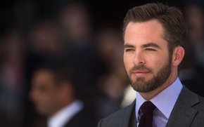 Picture actor, male, chris pine
